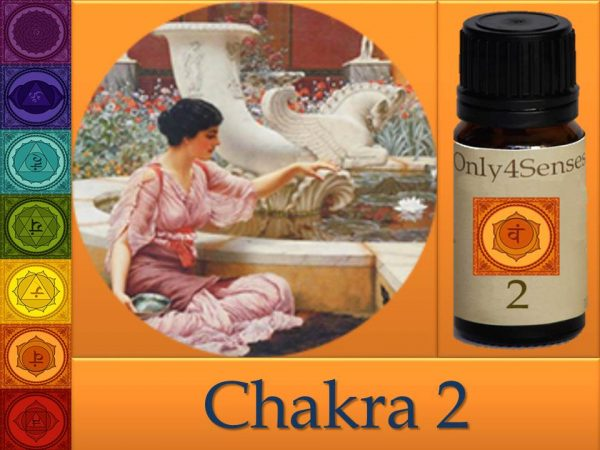 Chakra II – Creatividad y Sexualidad