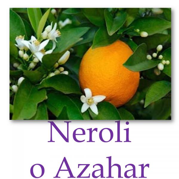 Azahar o Neróli