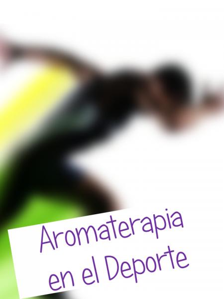 Taller Aromaterapia para Deportistas