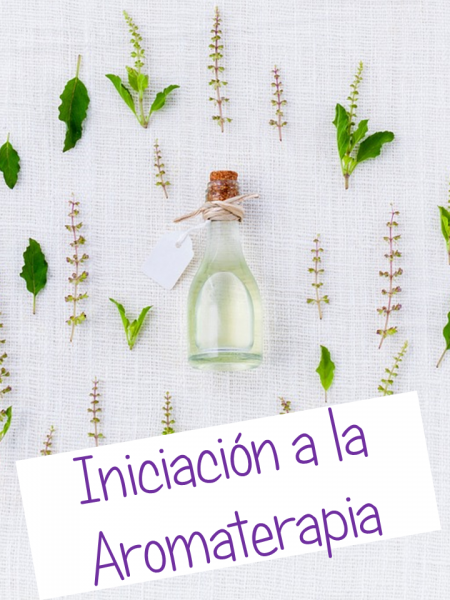 """Taller Iniciación a la Aromaterapia: """"La magia de los aceites naturales"""""""